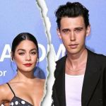 Vanessa Hudgens and Austin Butler, Vanessa Hudgens and Austin Butler split