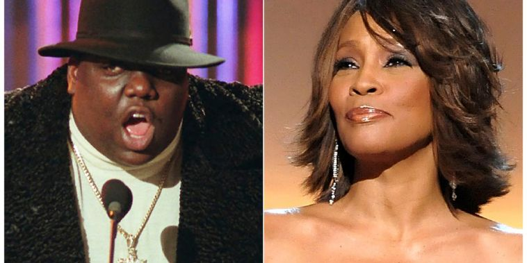 Whitney Houston, Biggie Among Rock Hall Of Fame Inductees