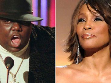 Whitney Houston, Biggie Among Rock Hall Of Fame Inductees
