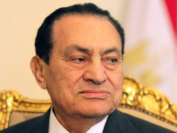 Hosni Mubarak, Hosni Mubarak dies
