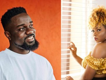 Sarkodie and Yemi Alade