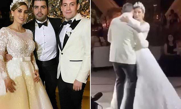 El Chapo's Daughter wedding