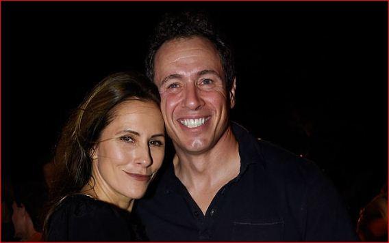 Chris Cuomo's wife Cristina