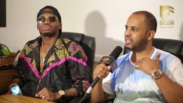 Diamond Platnumz Manager, Sallam Sharaf Recovers From Coronavirus