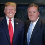 President Trump Unfollows Piers Morgan