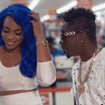 Shatta Wale with Michy