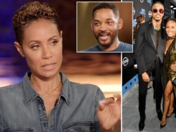 Will and Jada Pinkett-Smith admit Jada had a relationship with August Alsina