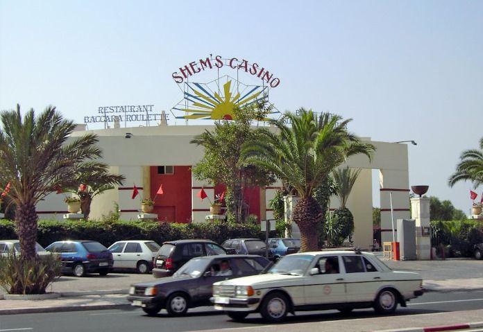 Казино в Агадире — Shem's Casino.