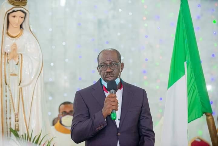 JUST IN: INEC declares Godwin Obaseki winner of Edo election