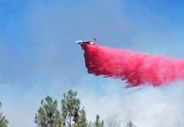Pawnee Fire Still Growing