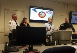 Emergency Warning System Tested