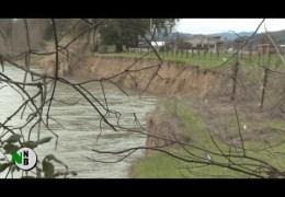 Russian River Imperils Key Geyserville Road