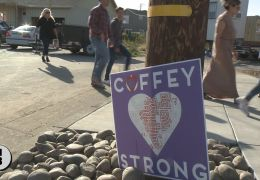 Special Welcome Home for Coffey Neighbors