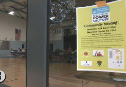 Power Shutoff Meeting Draws Mark West Neighbors