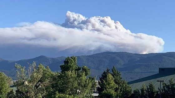 State's Biggest Blaze Continues to Burn Out of Control