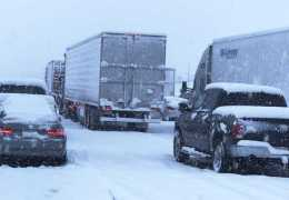 Norcal Bypassed as Ferocious Storm Pounds Southland