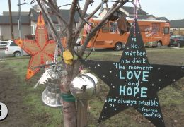 Stars of Hope Spreads Healing in Coffey Park