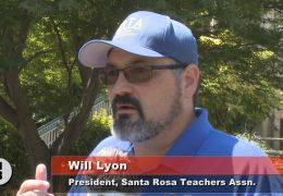 "Santa Rosa Teachers, District In Full Agreement on ""Values and Safety"""