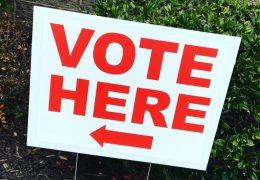 Still Time to Register to Vote.  Visit Online Link.