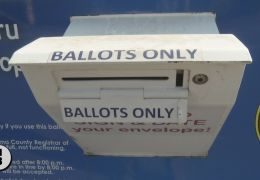 Ballots on the Way, Drop Off Ballot Boxes Open Today.