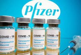 ALMOST 5K PFIZER VACCINE DOSES TO ARRIVE IN SONOMA COUNTY AS SOON AS WEDNESDAY. MORE FROM MODERNA LIKELY NEXT WEEK.