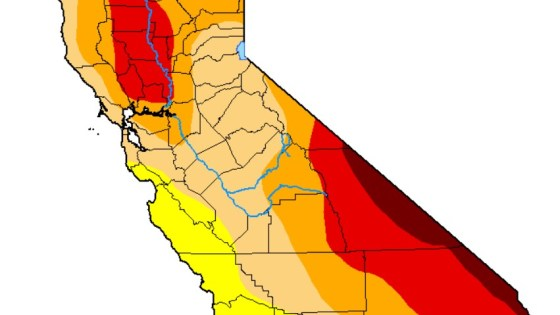 Drought Worsens Across the North Bay.  Miracle March in the Works?