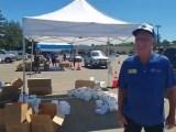 LIVE: BIG REPONSE AS SANTA ROSA GIVES AWAY WATER SAVING KITS