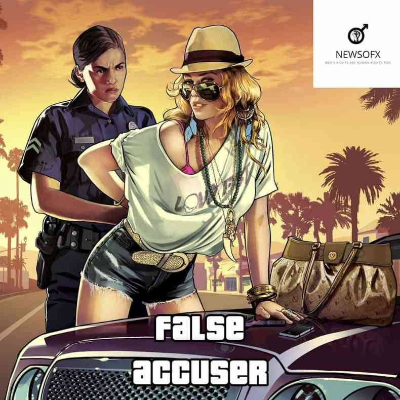 false accuser meme