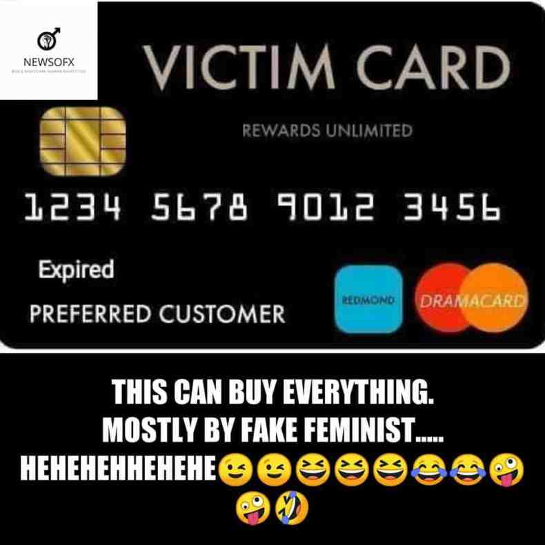 victim card meme