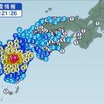 【地震】国内で震度7が観測されたのは2011年3月の東日本大震災以来4回目。なお余震続く熊本