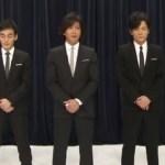 元SMAP・香取慎吾、草なぎ剛、稲垣吾郎、俺、本日ジャニーズ事務所を退社