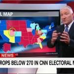 【アメリカ大統領選挙】CNNの予想でトランプ大統領に決まるか…