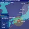 【コロッケ速報】突然ですが、台風5号の進路予想図をご覧ください 2017/08/07 18:00