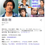 V6・森田剛、女優・宮沢りえと結婚!