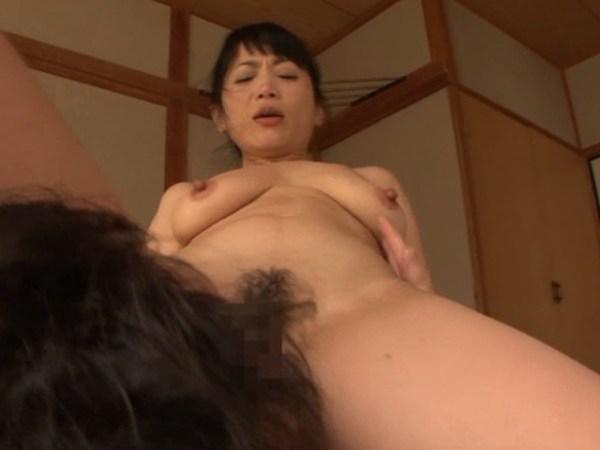 垂れ乳-デカ乳首-北原夏美-02