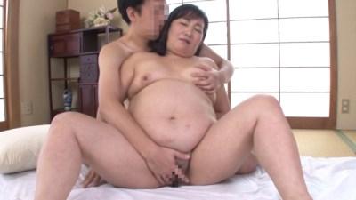 豊満-腹-天童絹枝-デブス-01