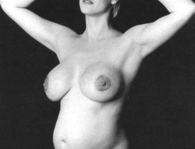 ブリジット・ニールセン(Brigitte Nielsen) 妊婦ヌード