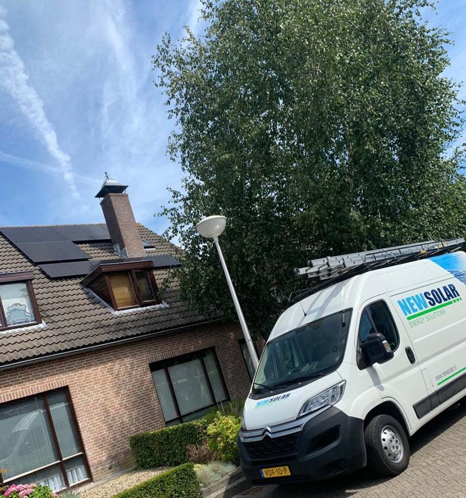 Zonne-energie installatie_NewSolar_Woudenberg