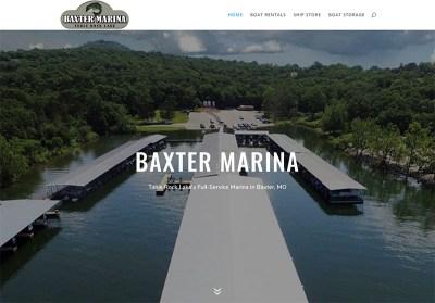 baxter marina on table rock lake