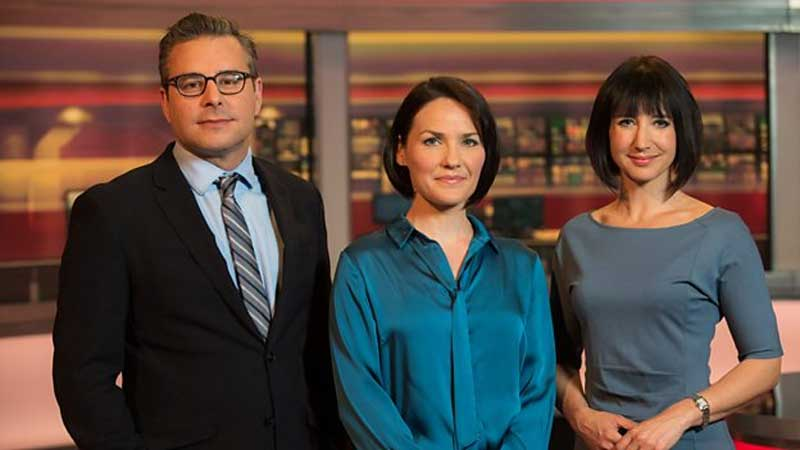 New Presenters for BBC Wales Today