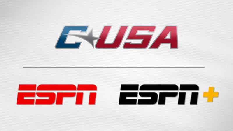 ESPN Agrees Extensive Digital Deal with Conference USA