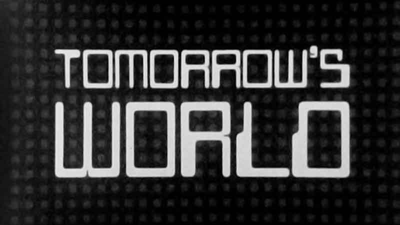 Tomorrow's World to Return for One-off Special