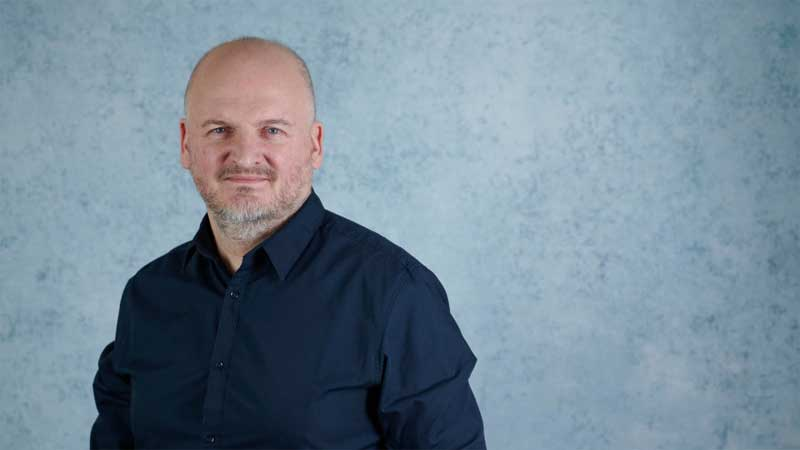 Darren Childs to Step Down as CEO of UKTV