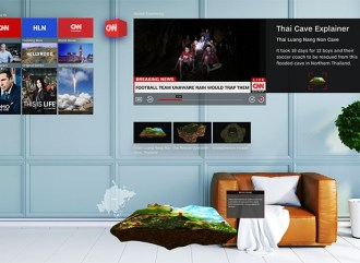 CNN Launches Interactive Service on Magic Leap One