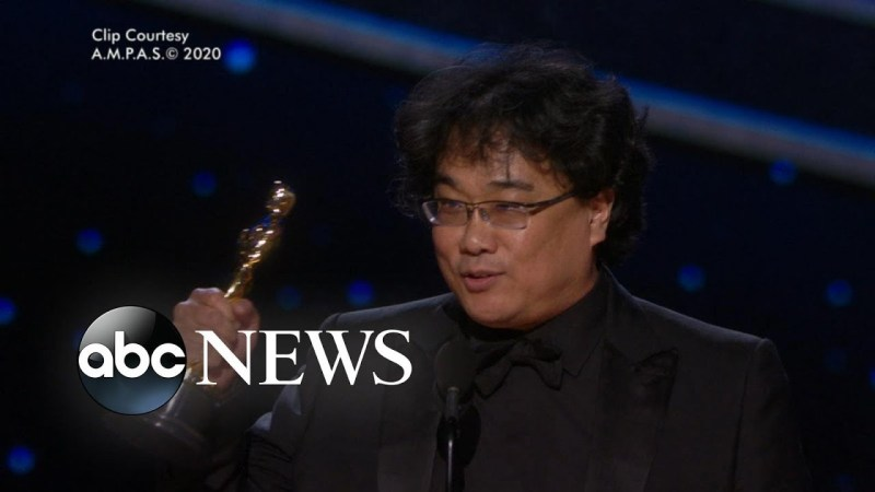 The Oscars 2020 Attracts 23.6 Million Viewers