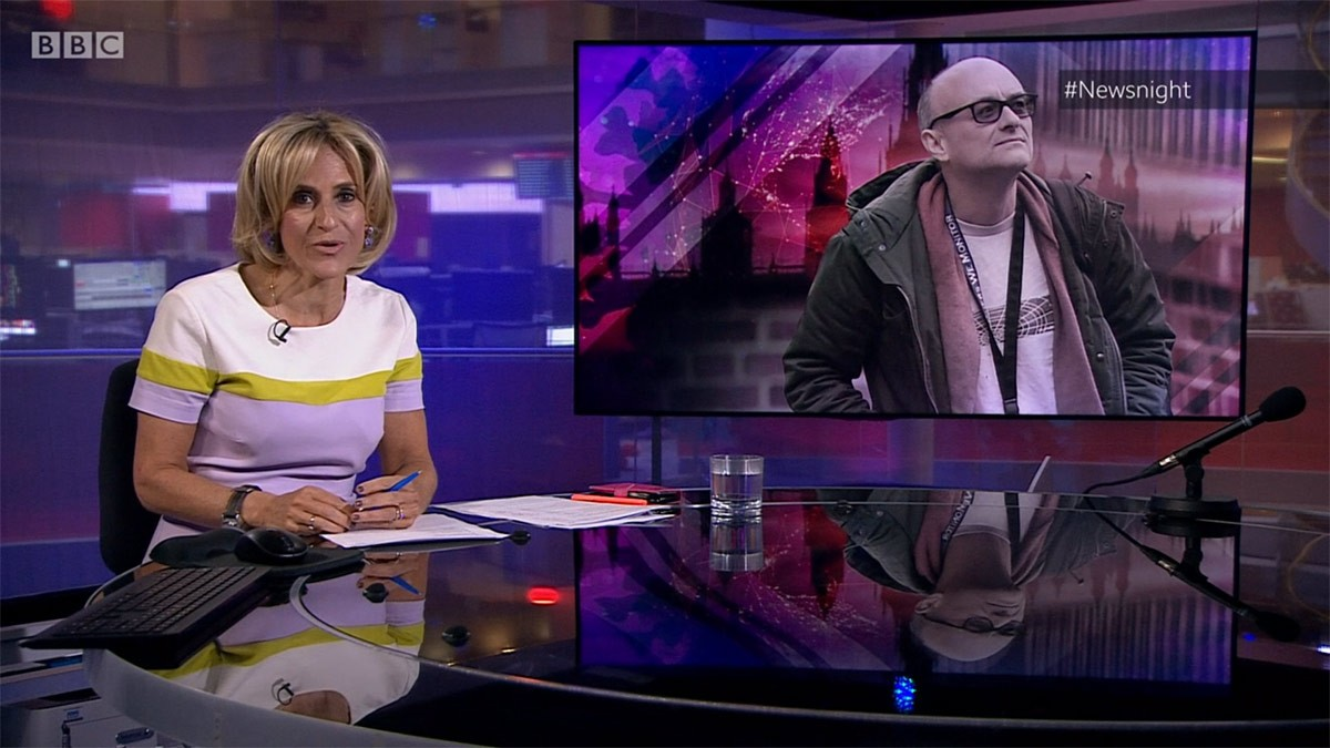 BBC Apologises for Newsnight Monologue, but Maitlis Shouldn't be Sacked