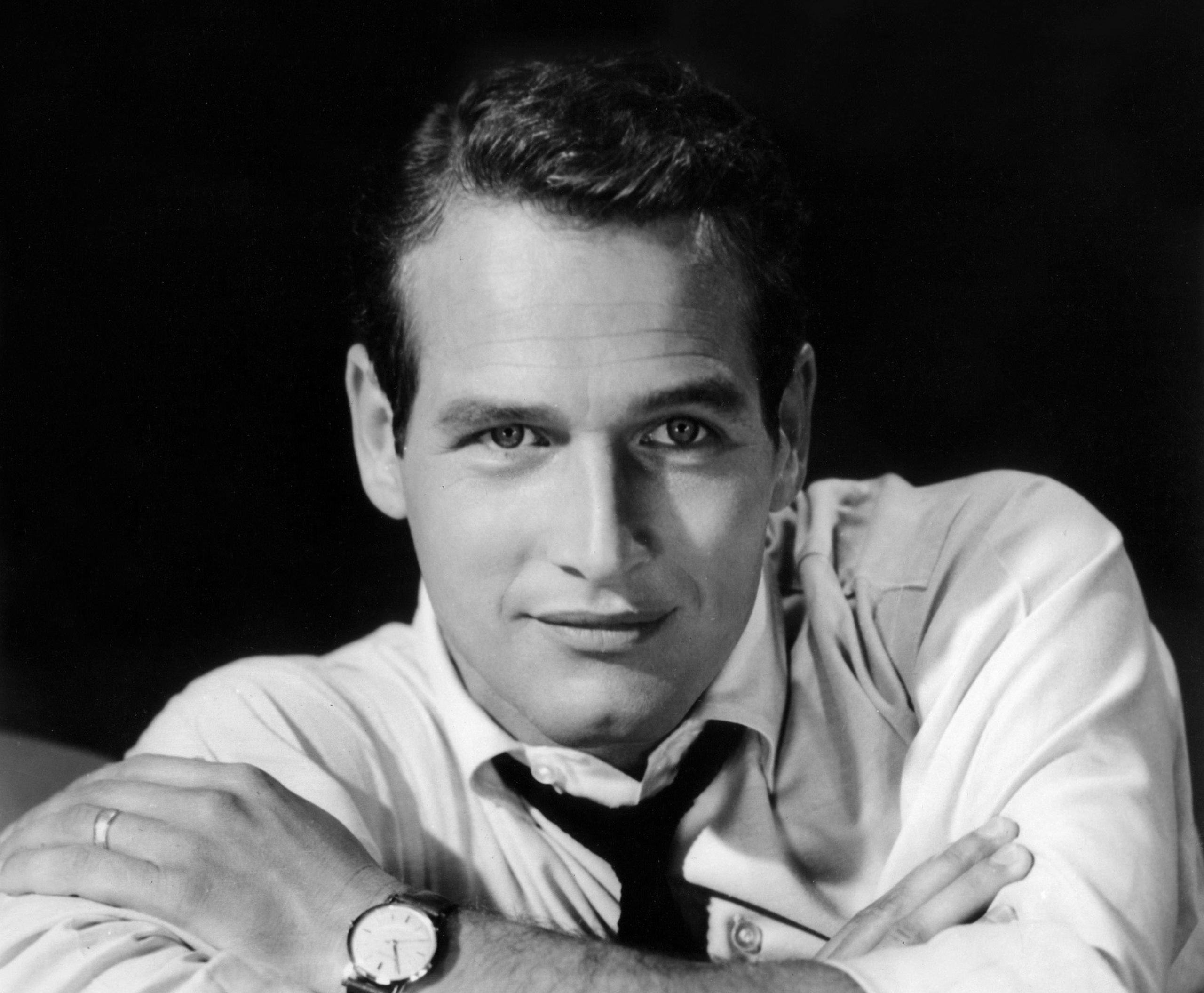 Paul Newman in love