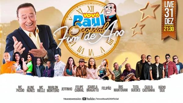Raul Gil Final de Ano