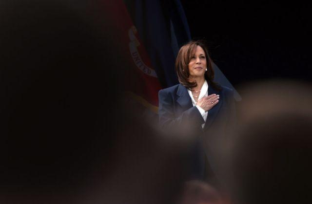 Vice President Harris Speaks At Naval Academy Graduation Ceremony