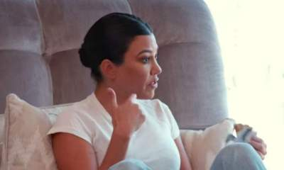 Kourtney Kardashian Fights Kim, Says She Quit 'KUWTK'